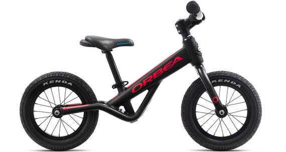 """ORBEA Grow 0 Børnecykel 12"""" rød/sort"""